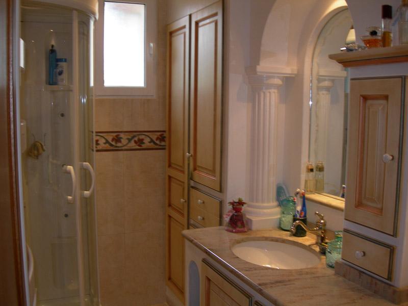 Patrick porciero cr ation conception et r alisation de for Outil de conception salle de bain