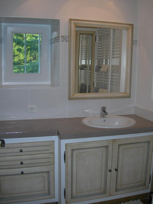 R alisation salle de bains et espace bien tre pictures to - Realisation salle de bain ...